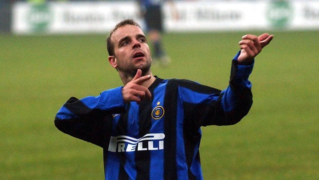 Andy Van Der Meyde. AP