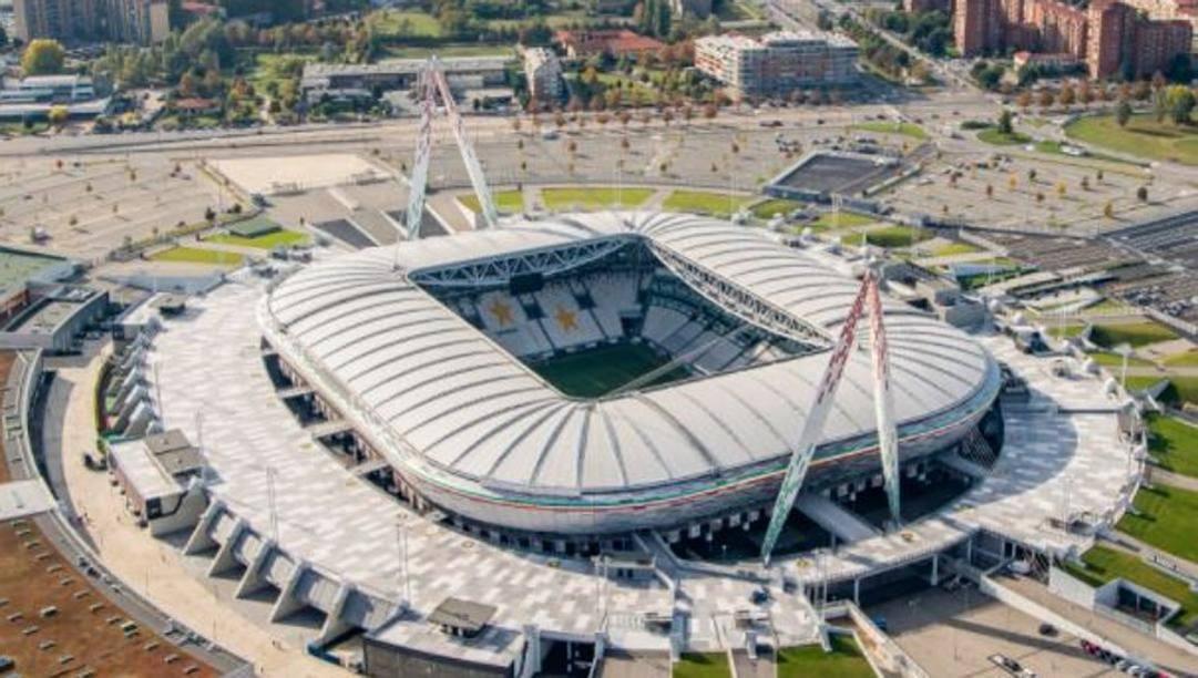 Lo Juventus Stadium. Juventus.com