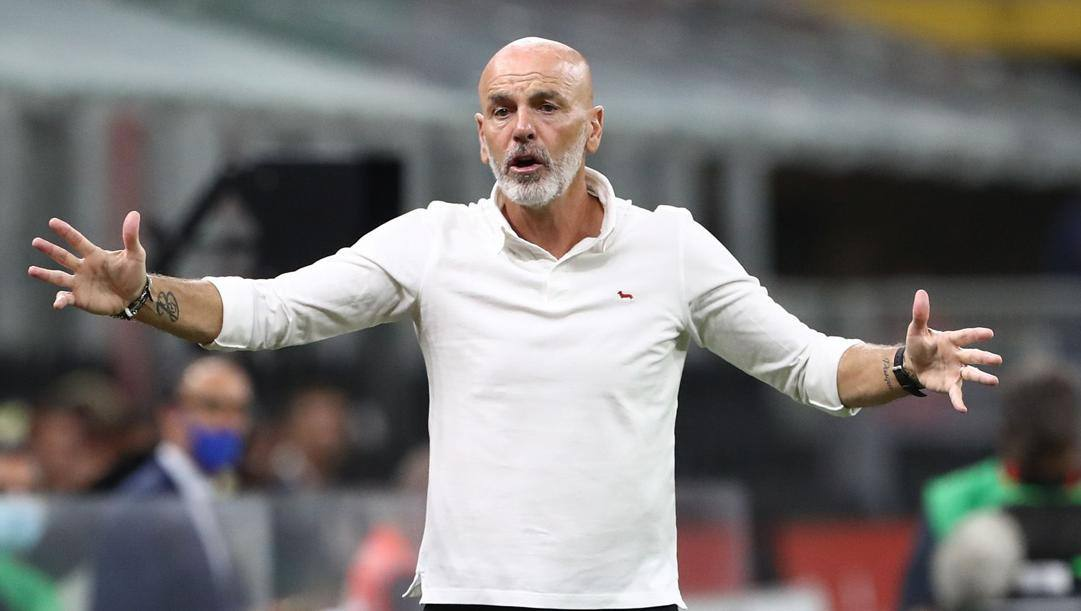 Stefano Pioli, 55 anni. Getty