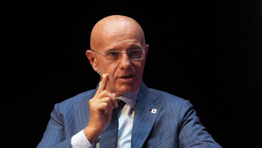 Arrigo Sacchi, 75 anni. Bozzani