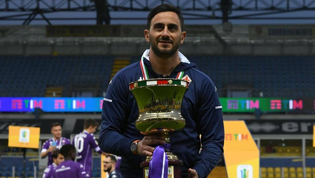 Alberto Aquilani, 37 anni, allenatore della Fiorentina. Getty Images