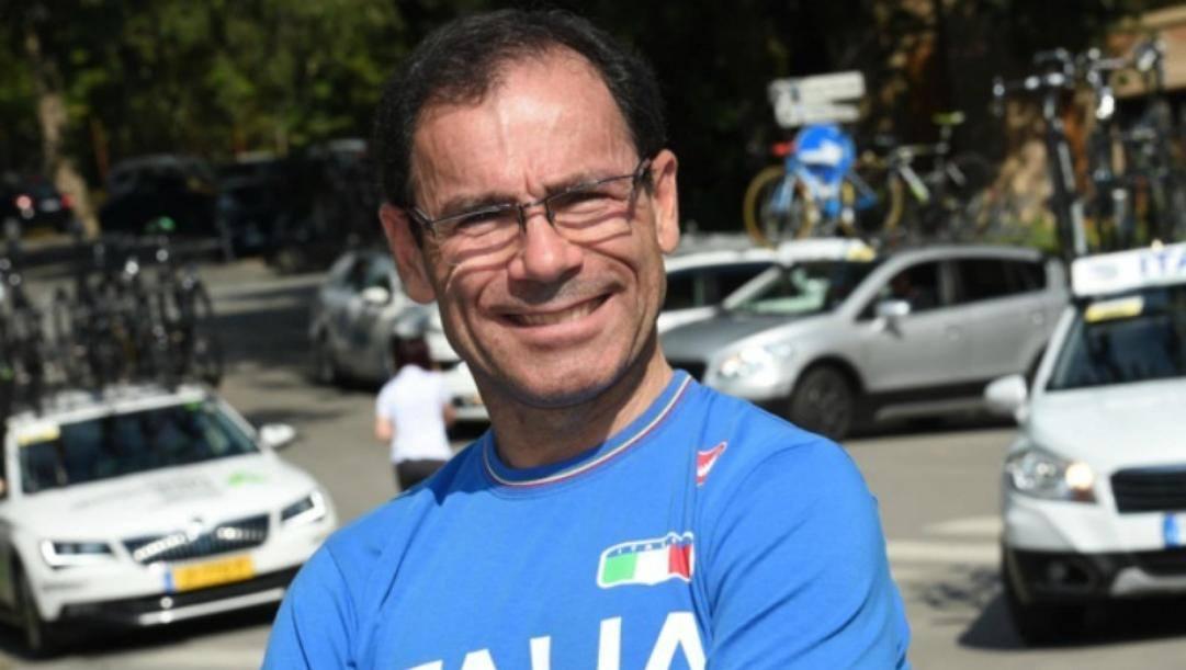 Davide Cassani, 60 anni. Ansa