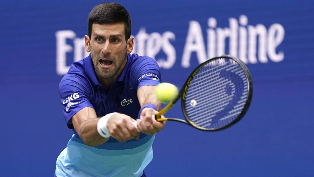 Novak Djokovic, 34 anni, ha vinto 20 Slam nella sua carriera. LaPresse