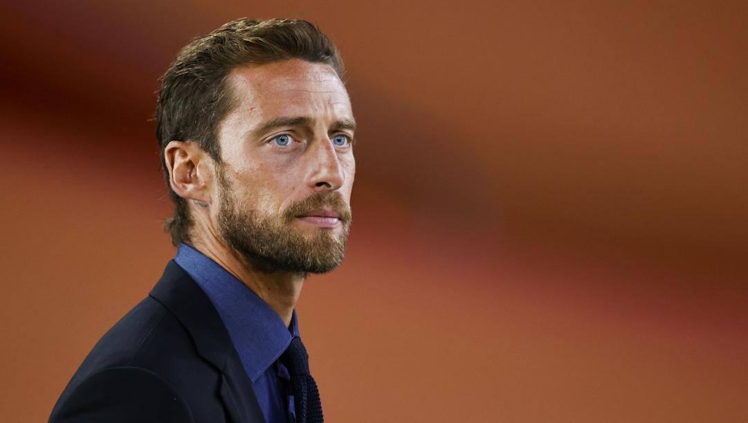 Claudio Marchisio, 35 anni, ex calciatore della Juventus. Afp