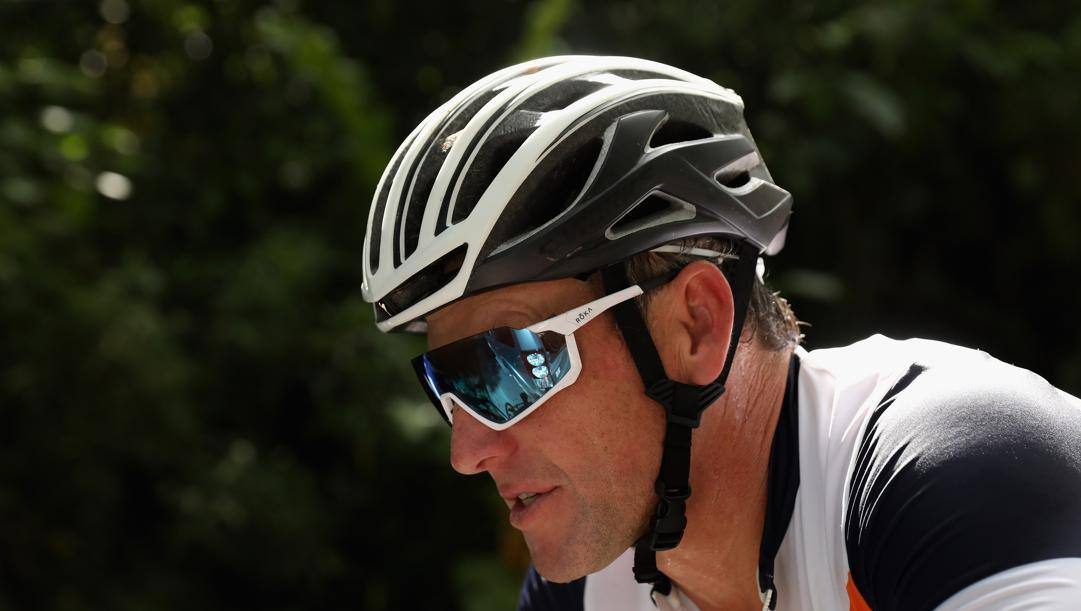 Lance Armstrong, 50 anni oggi. Getty Images