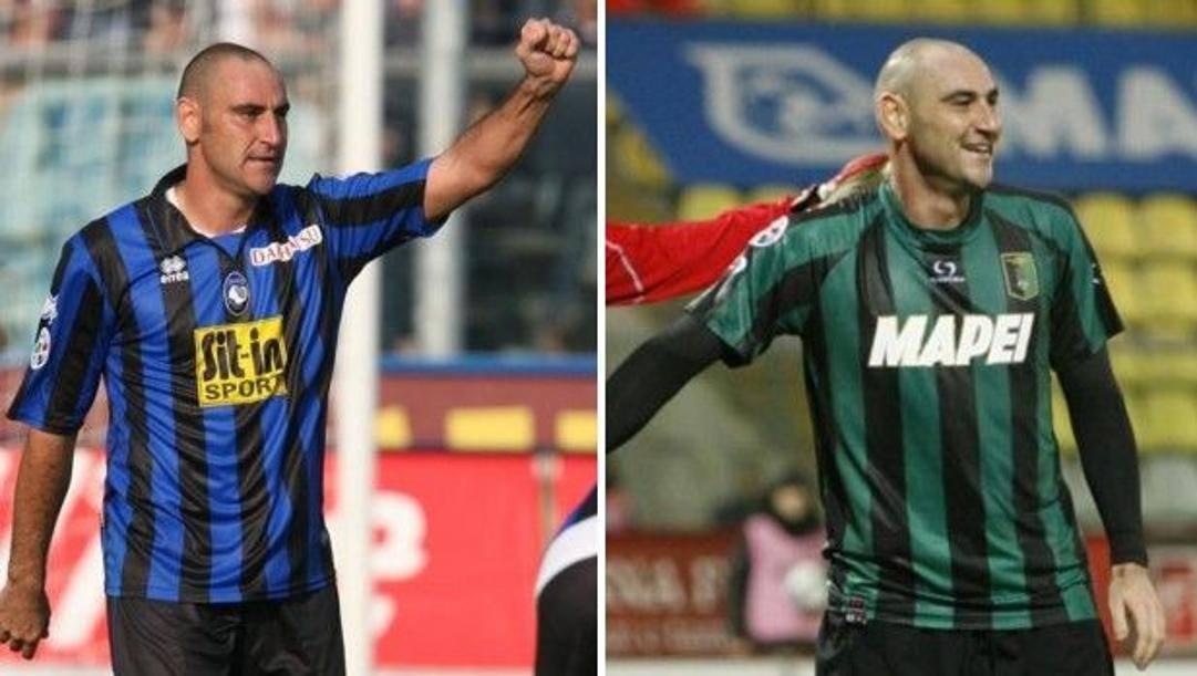 Riccardo Zampagna, doppio ex di Atalanta e Sassuolo. LaPresse