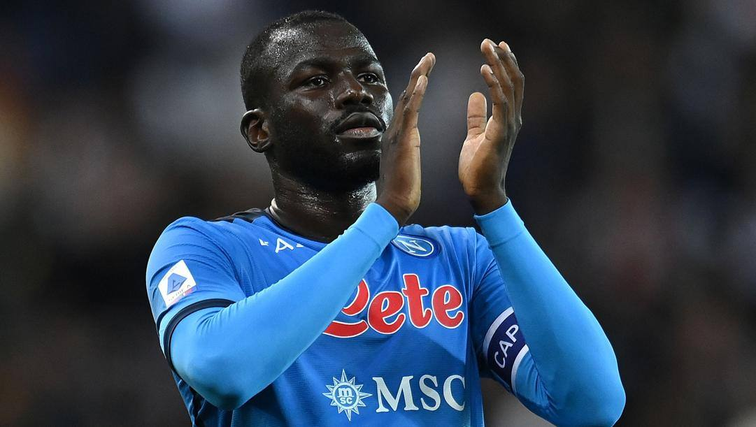 Kalidou Koulibaly, 30 anni, Getty Images