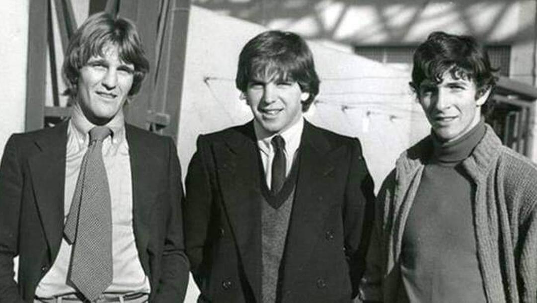 Cerilli, Marangon e Paolo Rossi