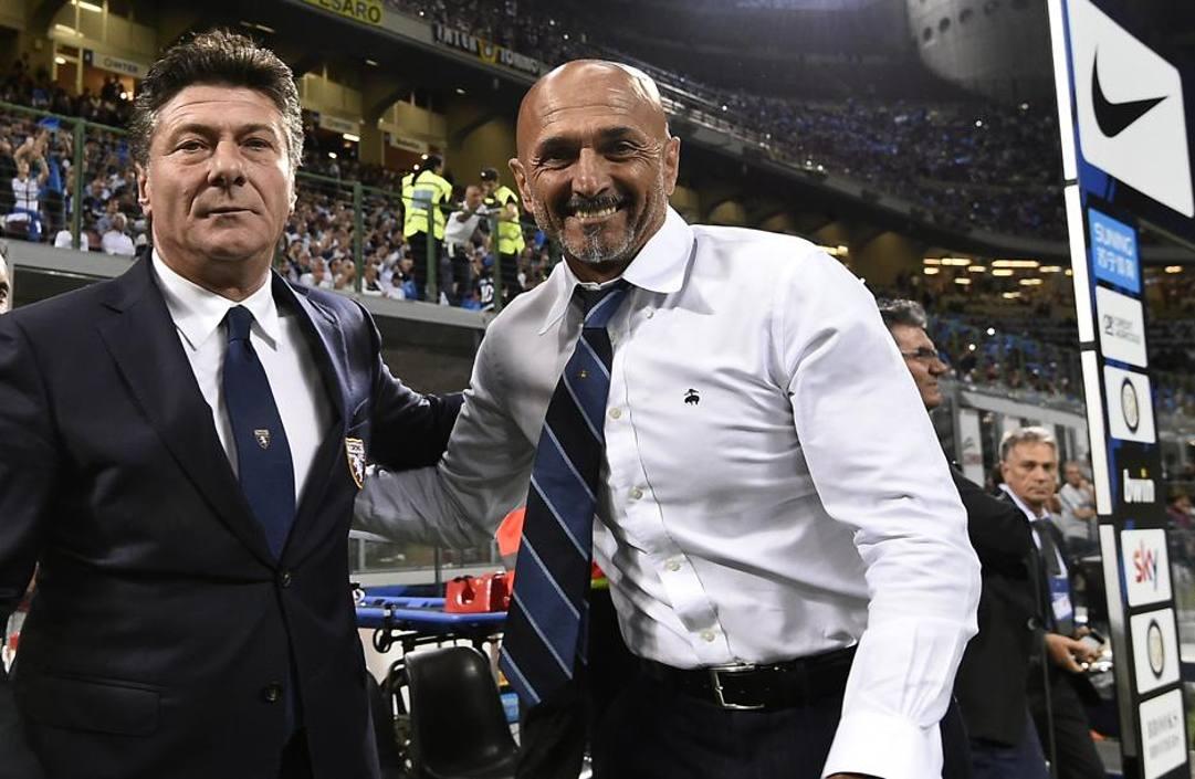 Mazzarri e Spalletti. Getty Images