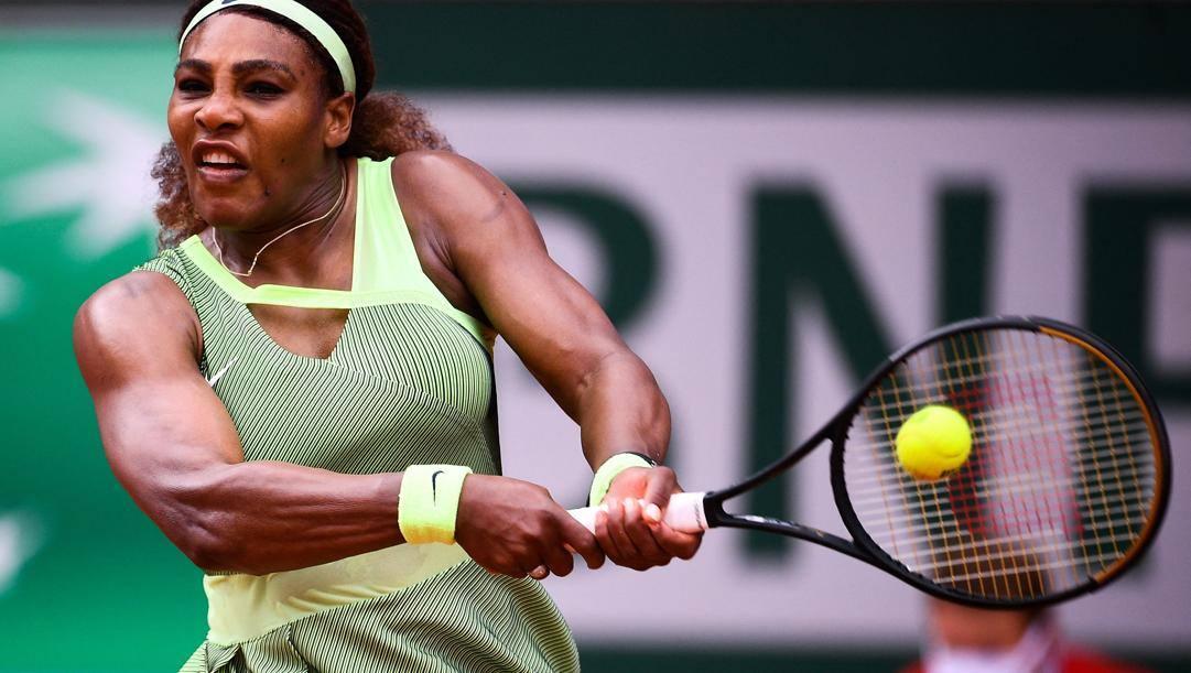 Serena Williams. Afp