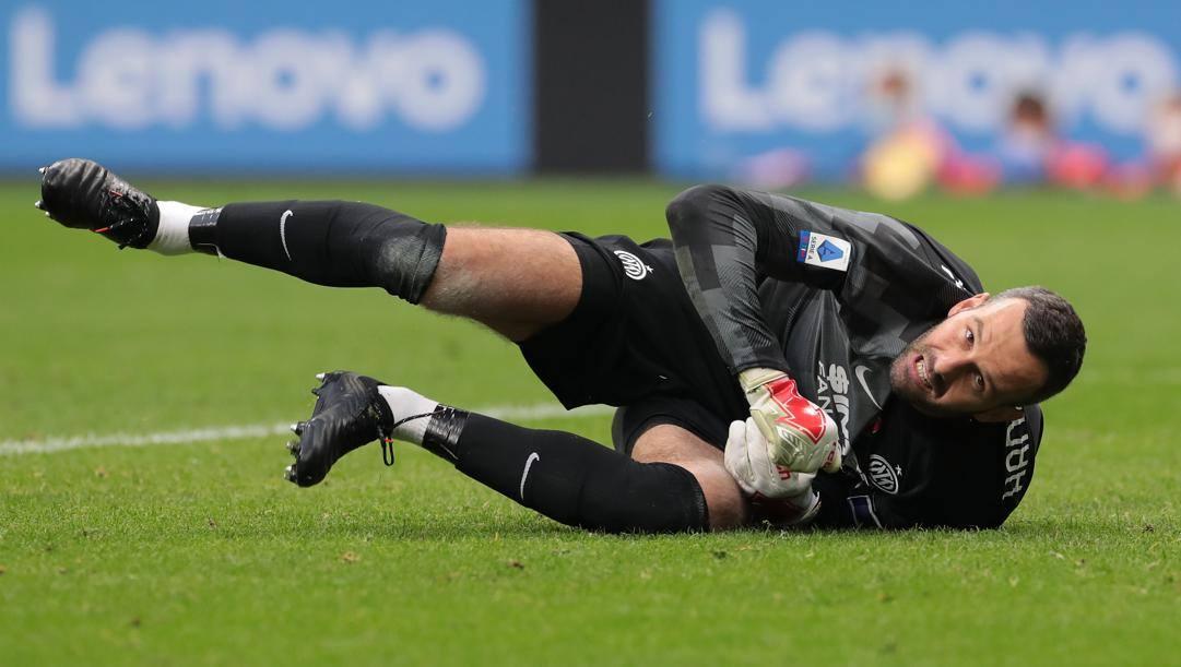 Samir Handanovic, 37 anni. Getty
