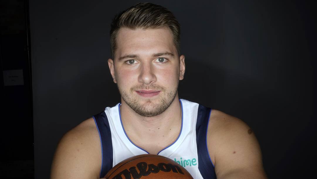 Luka Doncic, 22 anni, in Nba dal 2018. Ap