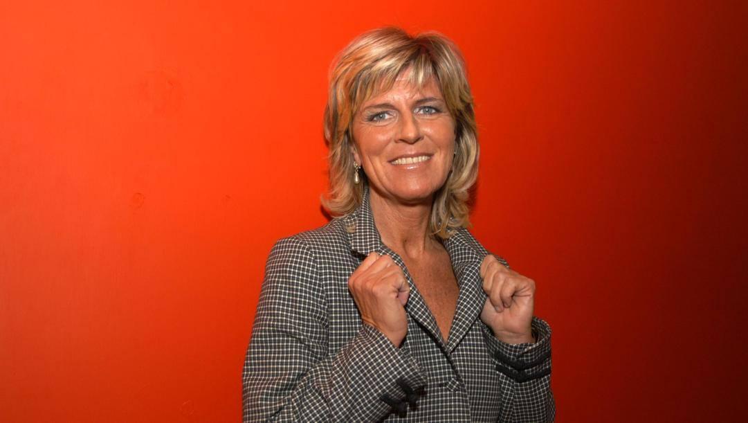 Evelina Christillin, 65 anni, membro del consiglio della Fifa. Imagoeconomica