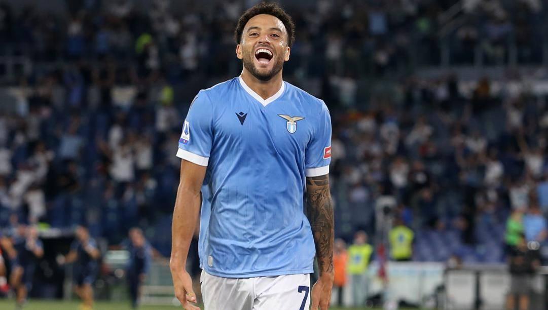 Felipe Anderson, 28 anni. Getty