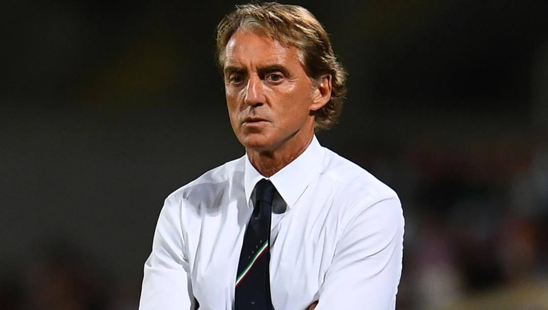 Roberto Mancini, 56 anni. Getty Images