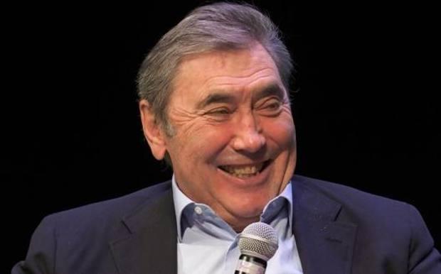 Eddy Merckx, 76 anni. Bozzani