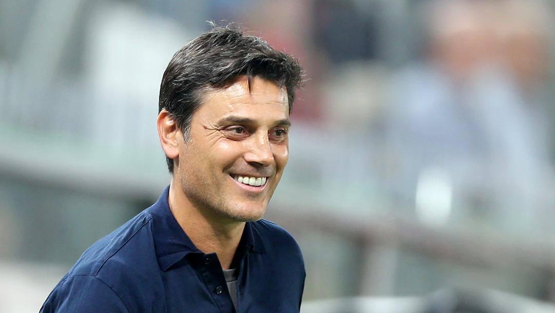 Vincenzo Montella, 47 anni, prima di firmare con i turchi dell'Adama aveva allenato in Italia e in Spagna