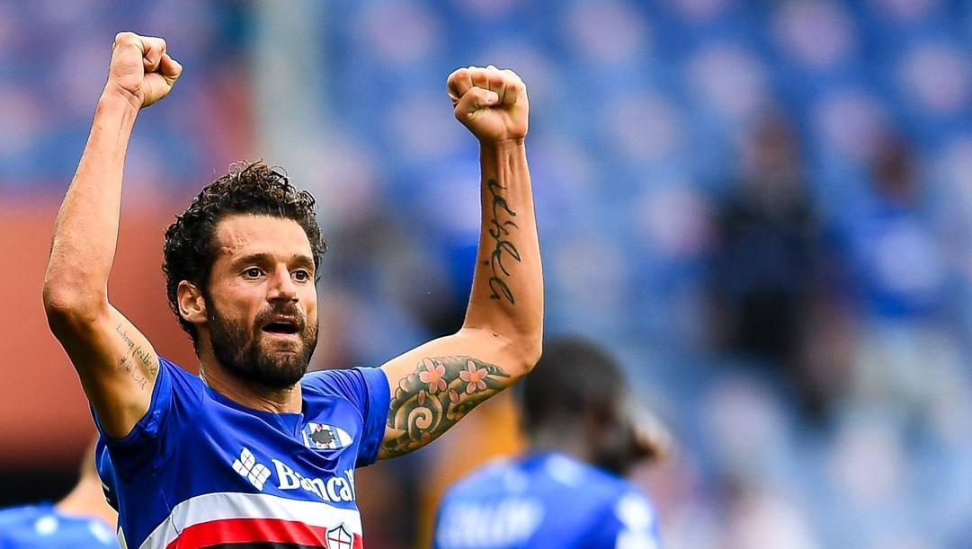 Antonio Candreva, 34 anni. Getty Images