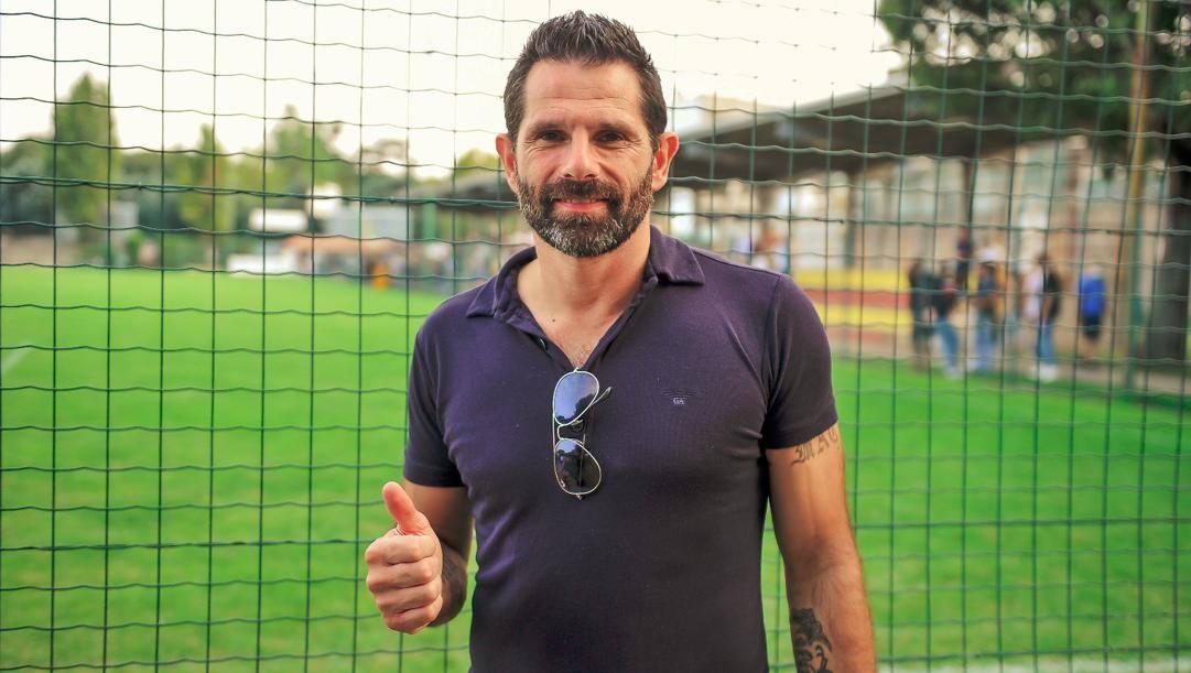 Sergio Pellissier, 42 anni. BPEfoto/BOLDRINI