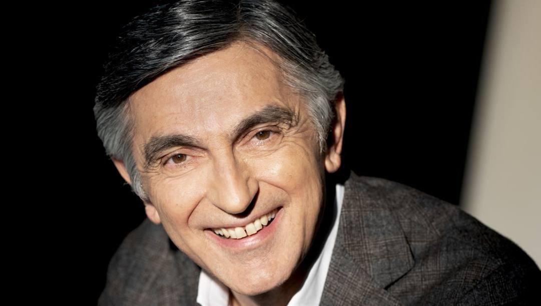 Vincenzo Salemme, 64 anni. Foto Chieregato
