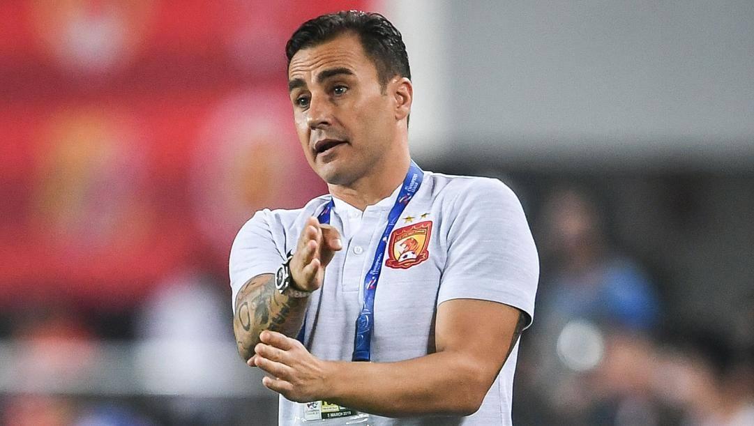 Fabio Cannavaro, 48 anni. Afp