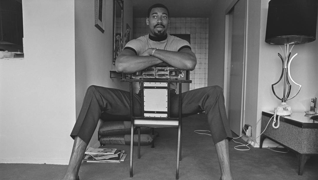 Wilton 'Wilt' Chamberlain,, ex cestista Nba