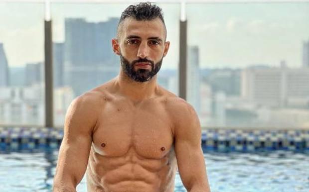 Giorgio Petrosyan, 35 anni