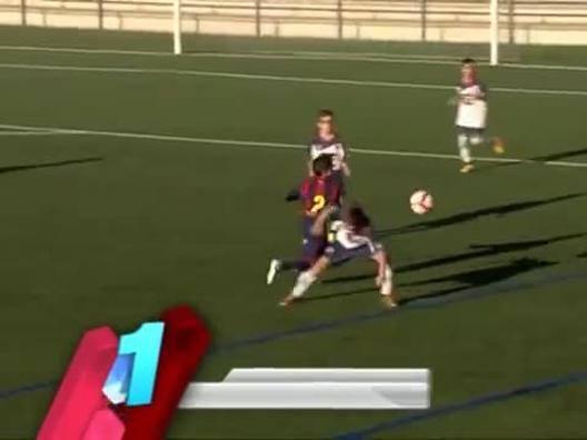 Top 5, i nuovi Messi crescono a Barcellona - Video Gazzetta.it