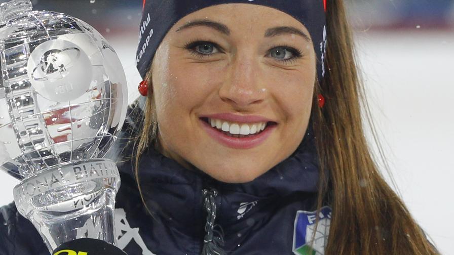 Dorothea: campionessa dagli occhi di ghiaccio