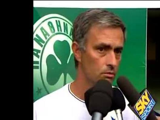 Quando Mourinho sfotteva Lo Monaco... - Video Gazzetta.it