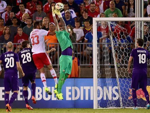 Fiorentina-Benfica 5-4 ai rigori: highlights - Video Gazzetta.it