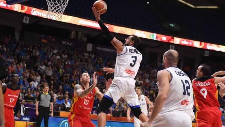 Basket, Europeo: Italia-Germania 55-61  Battuti,