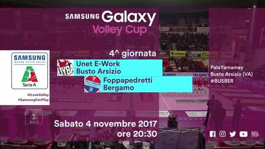 Gli HL femminili: Busto stende anche Bergamo - Video Gazzetta.it