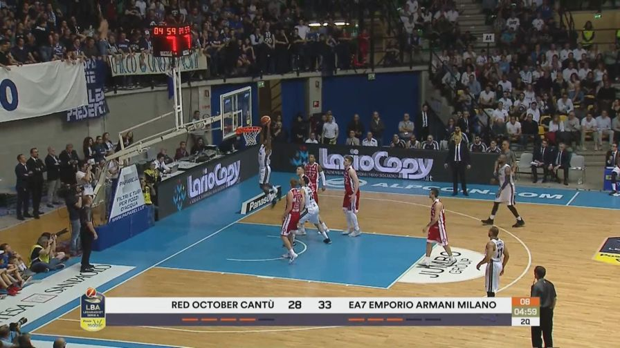 Cantù-Milano 93-98