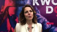 Claudia Gerini, ospite e relatrice a TaekwonDonna