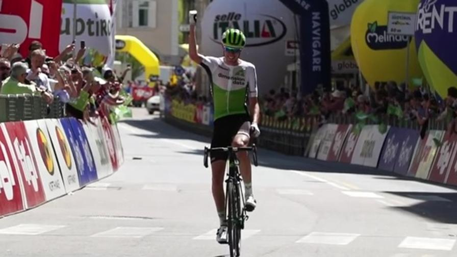 Vince O'Connor. Pinot nuovo leader