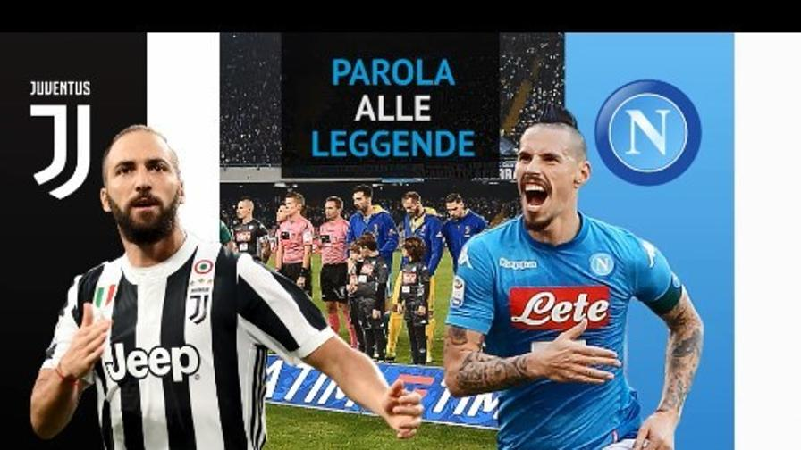 Juve Napoli Parola Ai Grandi Del Passato