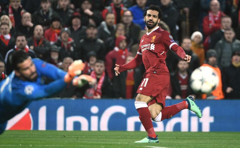 6f63067634 Liverpool-Roma: Salah da urlo. Dzeko-Perotti, speranze giallorosse- Video  Gazzetta.it