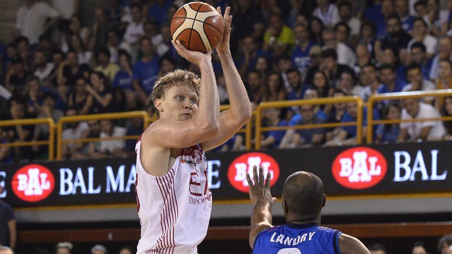 Germani Basket Brescia-EA7 Emporio Armani Milano 70-76  gli highlights b52b0f8e28a