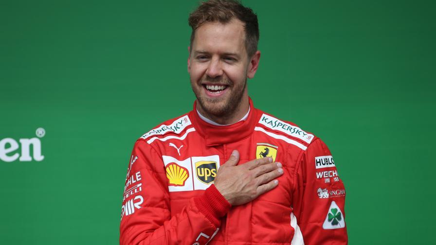 Seb e il motore: che show<br>McLaren, che disastro