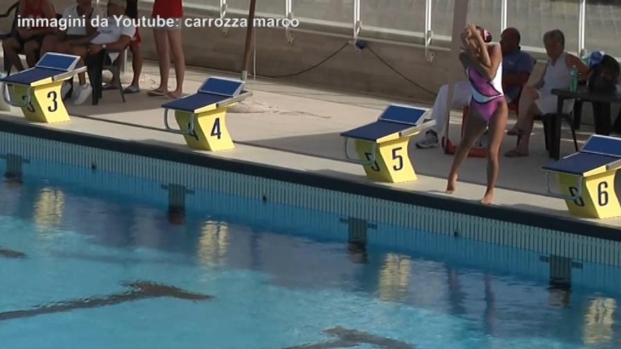 Addio a Noemi Carrozza, speranza del nuoto sincronizzato
