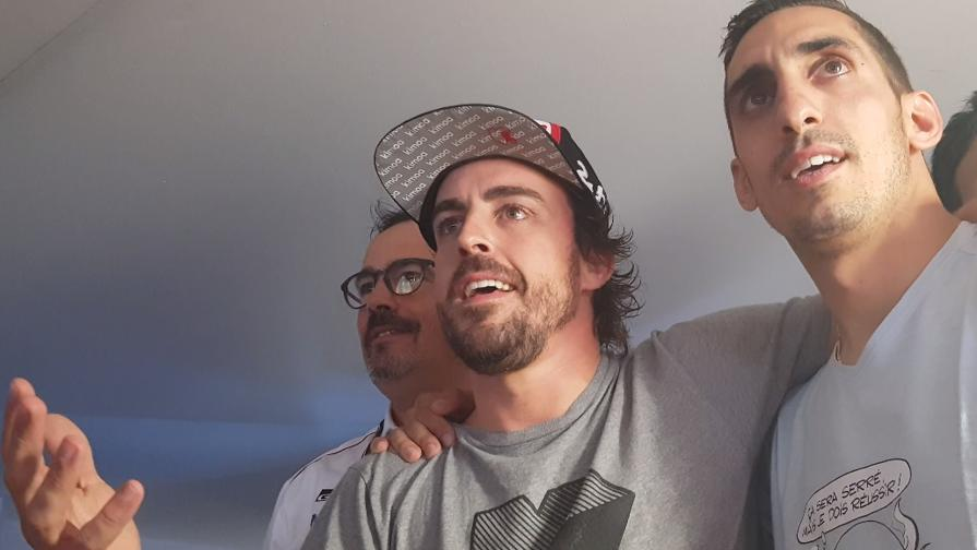 "Le Mans, Alonso in festa<br>""Un dominio totale!"""