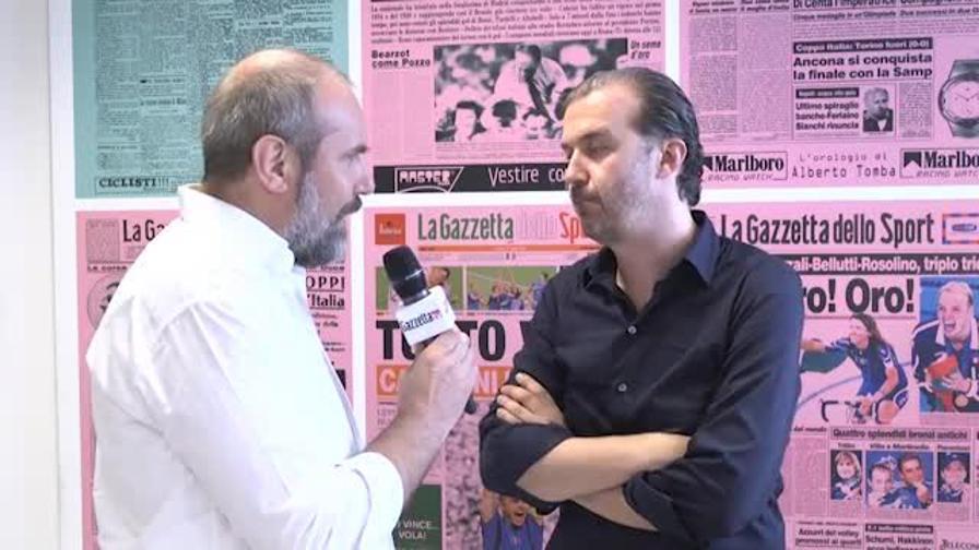 """Pianigiani: """"Vi racconto la nostra svolta"""""""