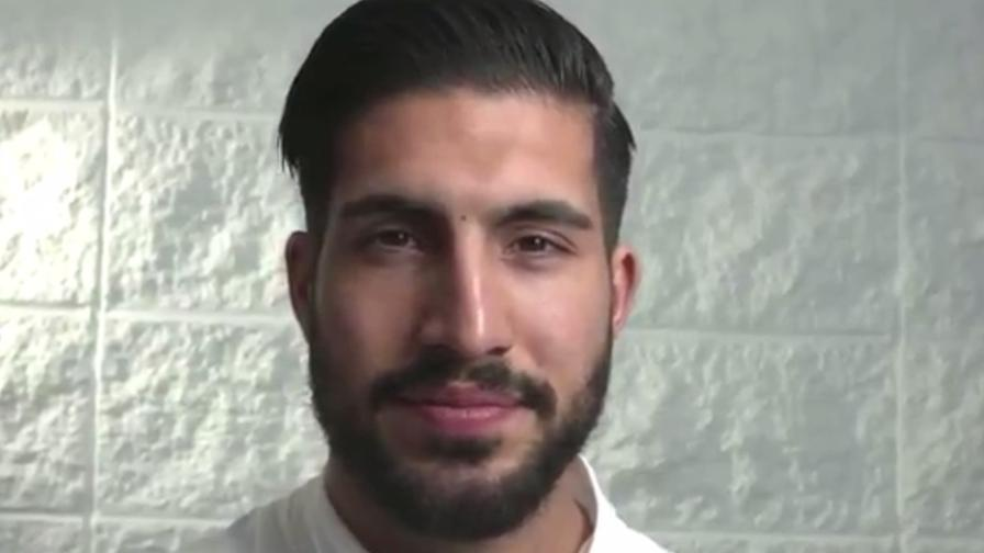 Come si pronuncia Emre Can? Ce lo dice lui