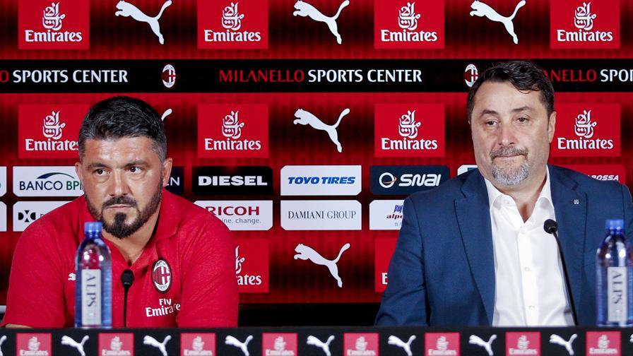 """Gattuso: """"Non ci crederete, ma qui c'è entusiasmo"""""""
