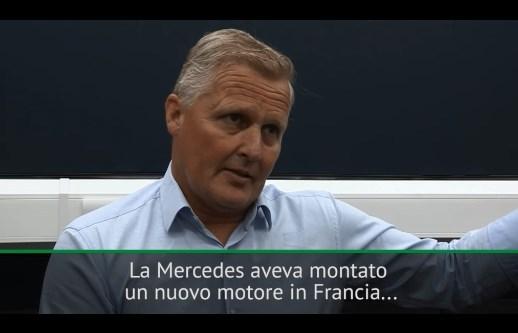 """Herbert: """"Ferrari, se vinci a Silverstone allora..."""""""