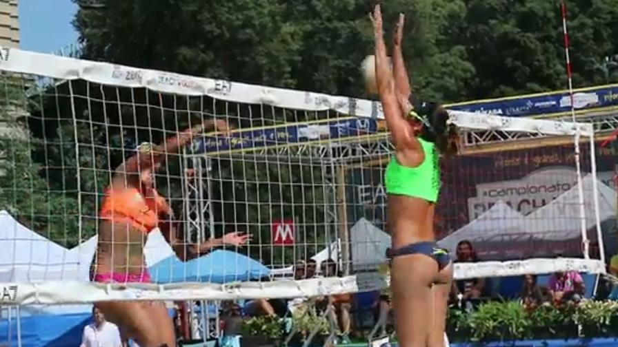 Beach volley, il meglio della tappa milanese del campionato italiano
