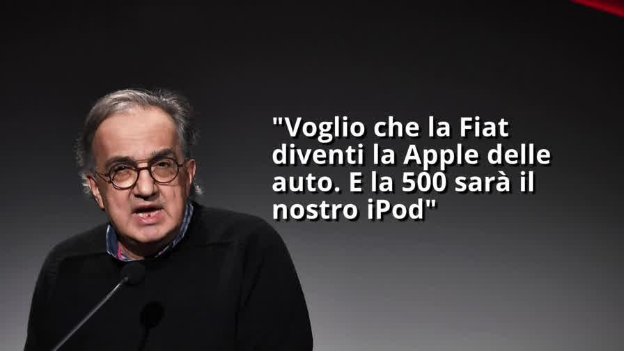 Marchionne Le Frasi Celebri Video Gazzettait