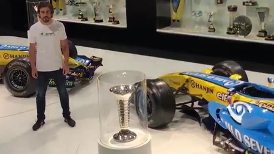 """L'addio di Alonso: """"Tempo di andare altrove"""""""