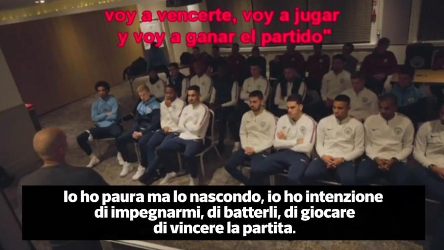 "Così Guardiola motiva i suoi <br>""Valete Barça e Real, ma..."""